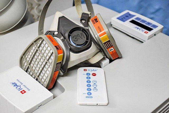 Luft Ionisator: Luftreinigung für Büros